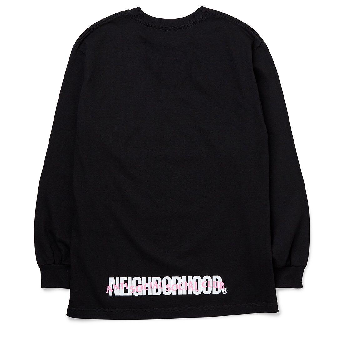 Anti Social Social Club × NEIGHBORHOODAnti Social Social Club × NEIGHBORHOOD