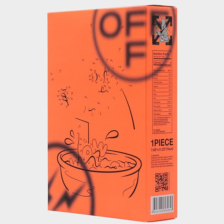 fragment × Off-White