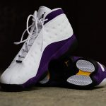 "NIKE AIR JORDAN 13 RETRO ""LAKERS"" 7/19(金)登場"