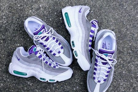 "NIKE AIR MAX 95 LV8 ""GRAPE"" 7/20(土)発売"