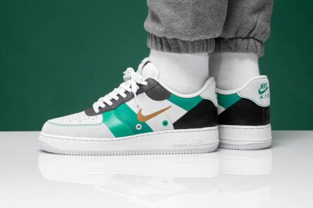 NIKE AIR FORCE 1 LOW'07 PRM 8/1(木)発売