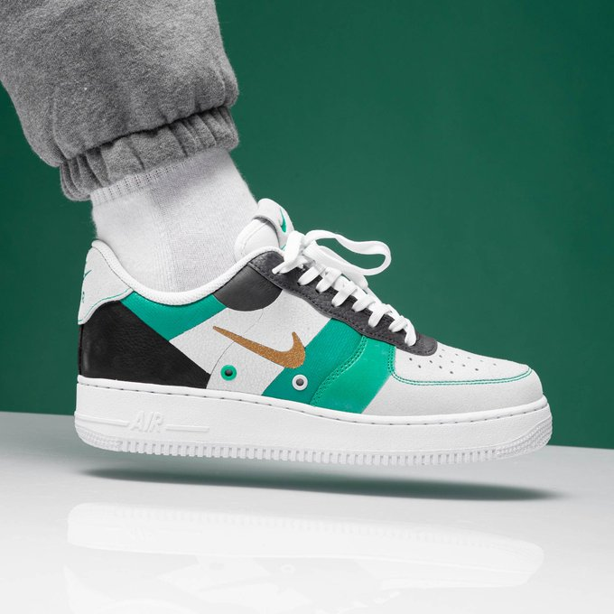 NIKE AIR FORCE 1 LOW'07 PRM