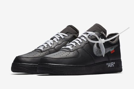 "NIKE × Off-Whiteのコラボ AIR FORCE 1 LOW ""MOMA""のビジュアル画像がリーク"