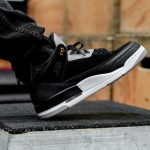 "NIKE AIR JORDAN RETRO 3 TINKER ""BLACK CEMENT"" 8/7(水)発売"