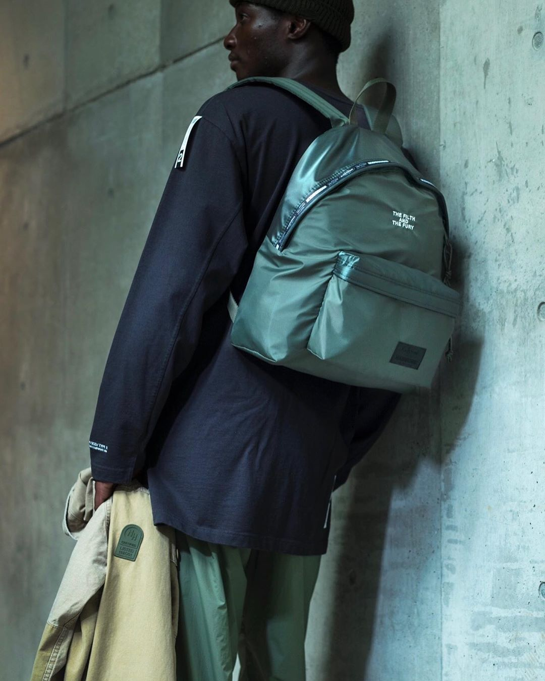NEIGHBORHOOD × EASTPAK