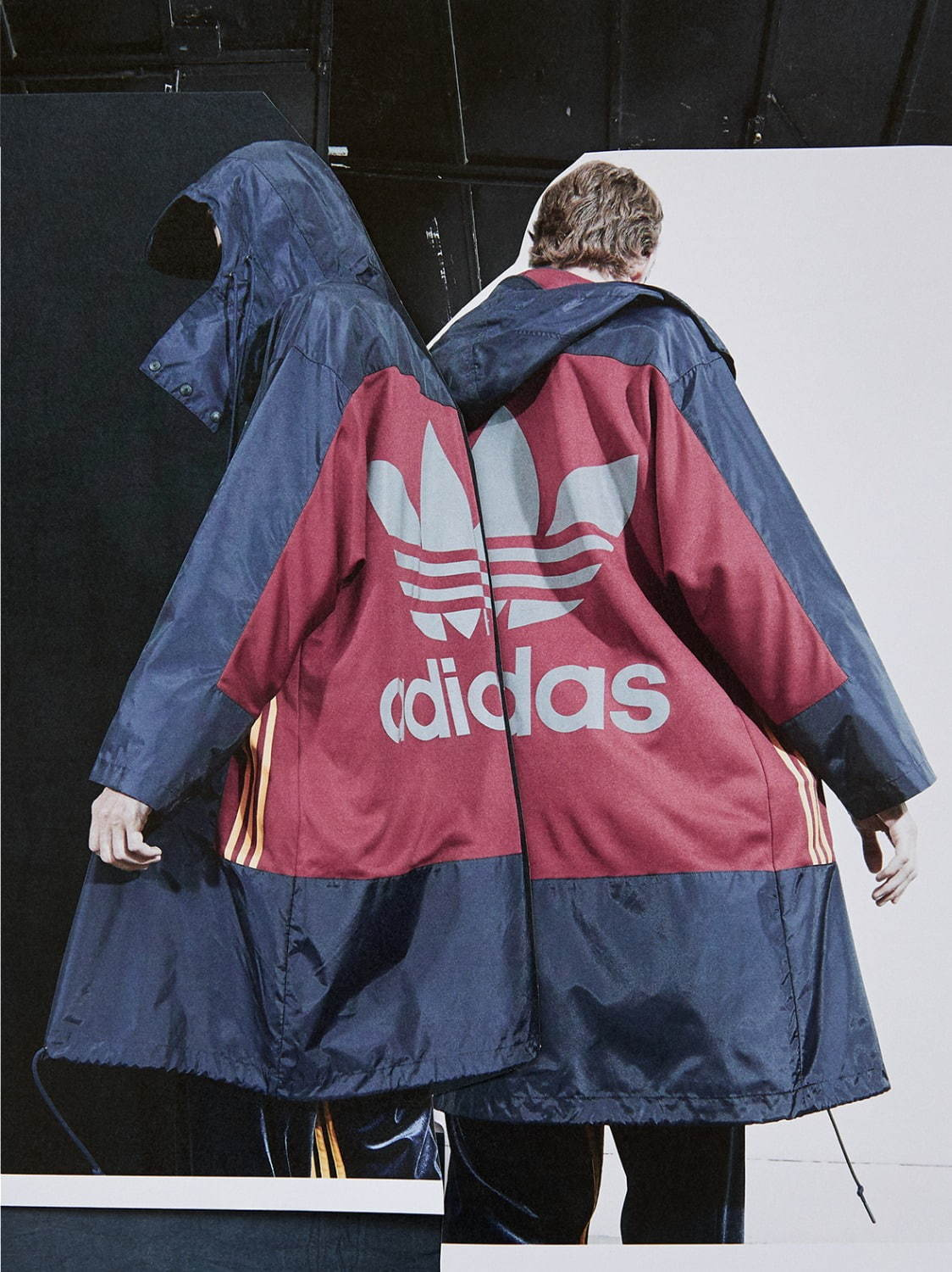 adidas Originals × BED j.w. FORD