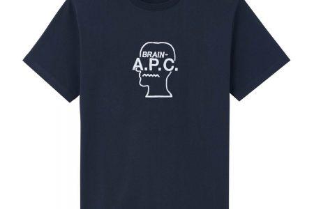 A.P.C. × Brain Dead コラボコレクションが9/10(火) より発売