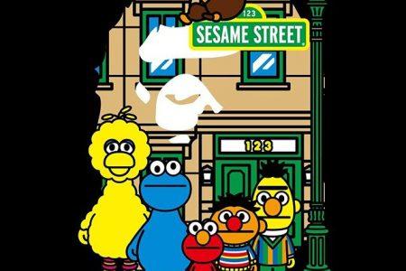 BAPE® × SESAME STREET 9/14(土)発売