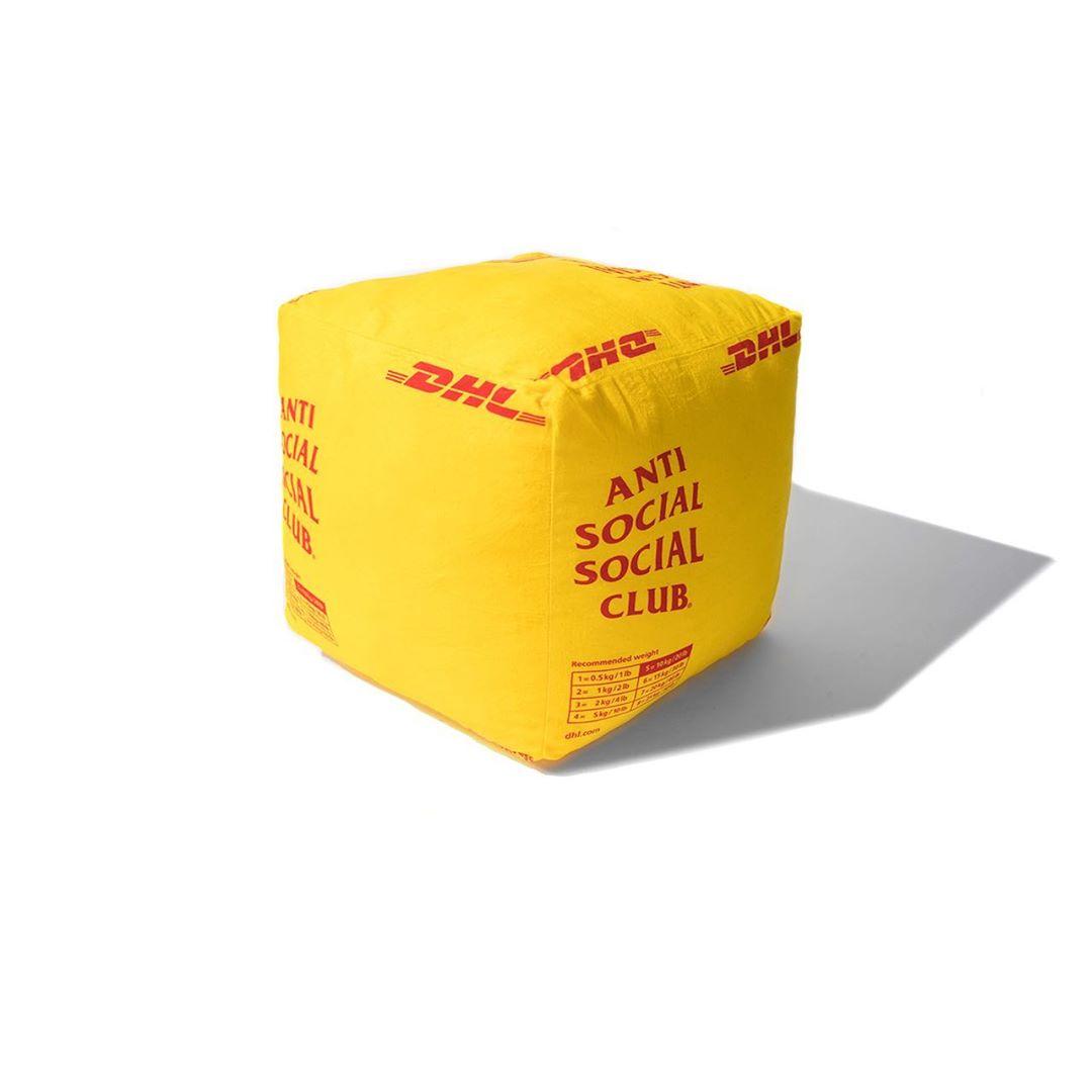 Anti Social Social Club × DHL