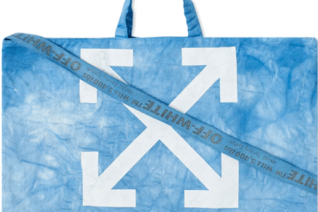 "END. X OFF-WHITE ""CHEMICAL WASH"" 発売中"