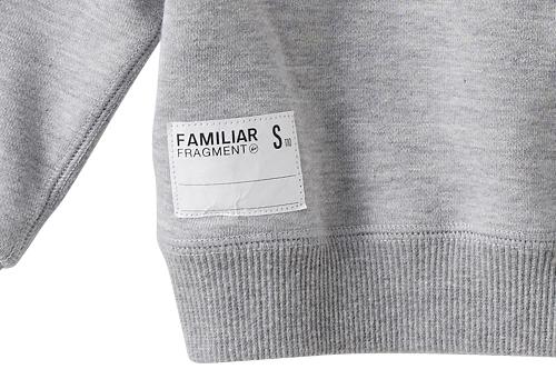 fragment design × Familiar