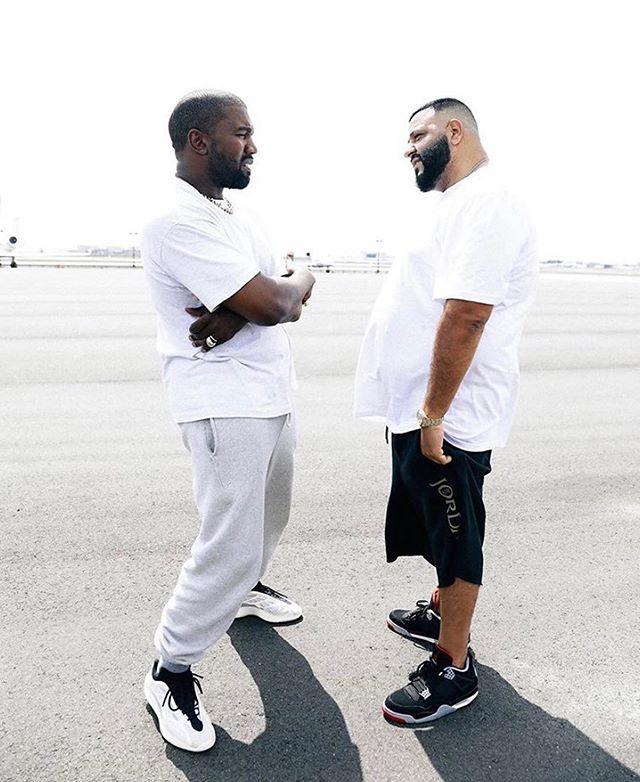 Kanye West & DJ Khaled