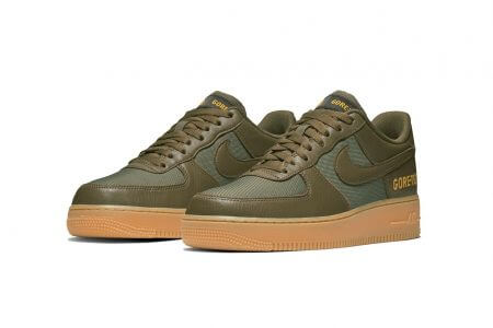 "NIKE AIR FORCE 1 LOW ""GORE-TEX"" 11/1 (金)発売"