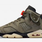 NIKE AIR JORDAN 6 × TRAVIS SCOTT 10/11(金)発売