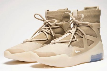 "FOG × NIKE AIR FEAR OF GOD 1 ""OATMEAL"" 11/2(土)発売"