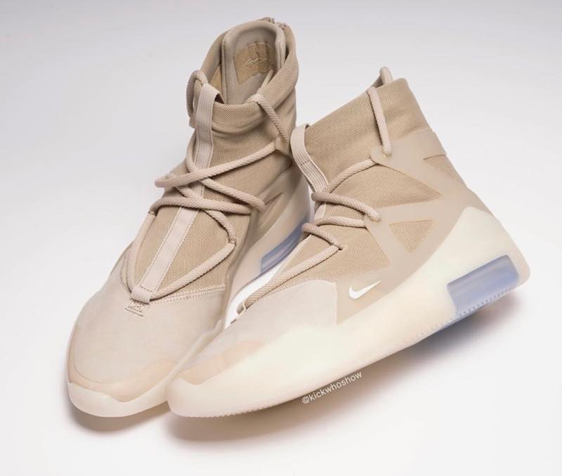 FOG × NIKE AIR FEAR OF GOD 1