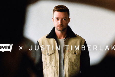 Levi's® × Justin Timberlake コラボシリーズが再び