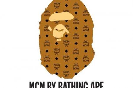 A BATHING APE × MCM のコラボアイテムが10/26(土)発売予定