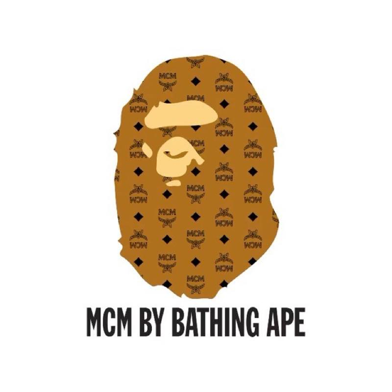 A BATHING APE × MCM