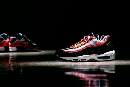 "NIKE AIRMAX 95 ESSENTIAL ""KETCHUP AND MUSTARD"" 10/4(金)発売"
