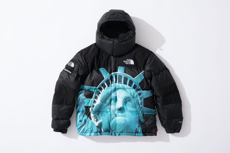 Supreme × The North Face