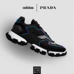 adidas × PRADA 異色のコラボレーションが実現