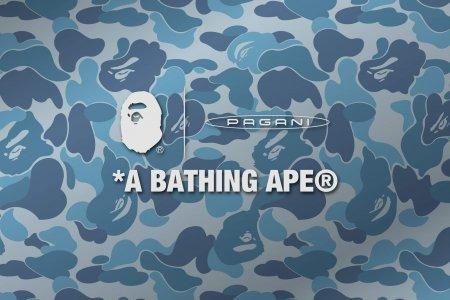 A BATHING APE x PAGANI コラボアイテムが11/16(土)発売