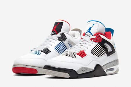 "NIKE AIR JORDAN 4 ""WHAT THE 4″が6/20(土)再販予定"