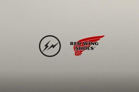 RED WING × fragment design がコラボレーションブーツを発売