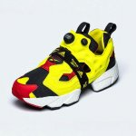 "adidas × Reebok INSTAPUMP FURY BOOST ""シトロン""再販決定"