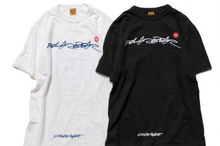 HUMAN MADE® × FUTURA コラボTシャツを発売