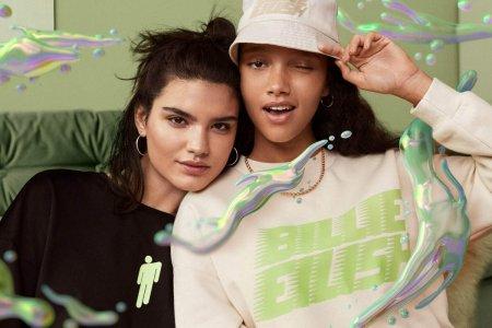 洋楽ファン必見!H&MとBillie Eilishがコラボアイテムを発売