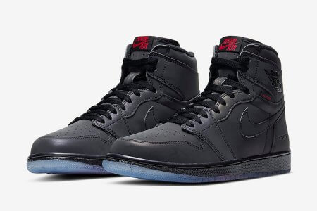 "NIKE AIR JORDAN 1 HIGH ZOOM ""FEARLESS"" 12/7(土)発売"