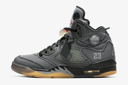 NIKE AIR JORDAN 5 × off-white 2/15(土)発売