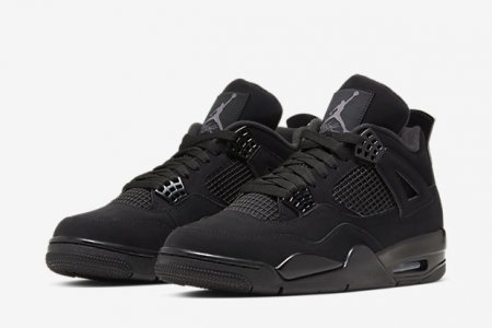 NIKE AIR JORDAN 4 BLACK CAT 6/13(土) 再販