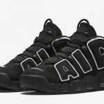"NIKE AIR MORE UPTEMPO OG ""BLACK/WHITE"" 今年中に再販か"