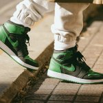 "NIKE AIR JORDAN 1 RETRO HIGH OG ""BLACK/PINE GREEN"" 2/29(土)発売"