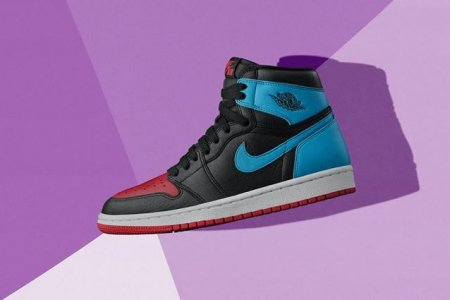 NIKE AIR JORDAN 1 HIGH OG POWDER BLUE/GYM RED 2/14(金)発売