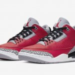 "NIKE AIR JORDAN 3 SE ""RED CEMENT"" 2/15(土)発売"