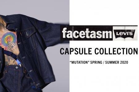 Levi's® × FACETASM カプセルコレクションが3/13(金)発売