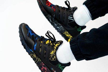 adidas × Disney コラボULTRA BOOSTのビジュアルが公開