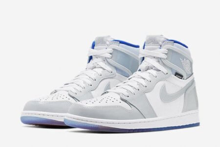 "NIKE AIR JORDAN 1 HIGH ZOOM R2T""Racer Blue""3/14(土)発売予定"