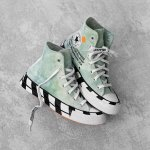 "Off-White™ × Chuck 70 ""Marble dyed ""のビジュアルが公開"