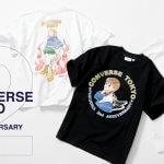 CONVERSE TOKYO FUKUOKA 2nd アニバーサリーアイテム発売