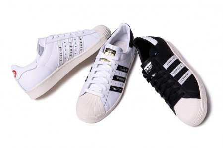 adidas SUPERSTAR 80s × HUMAN MADE 4/24(金)発売