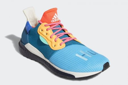 adidas × Pharrell Williamsの新作スニーカーが4月に続々登場予定