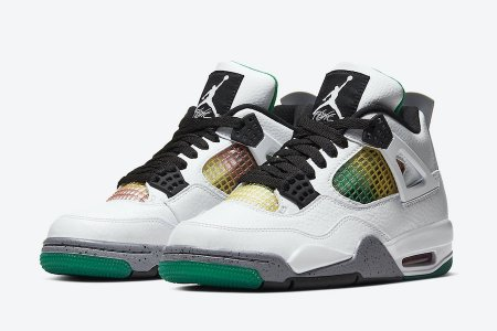 "NIKE AIR JORDAN 4 ""LUCID GREEN"" ウィメンズ  4/16(木)発売"