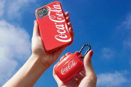 CASETiFY よりCoca-Colaとのコラボシリーズが4/16(木)発売