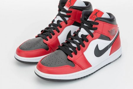 "NIKE AIR JORDAN 1 MID ""CHICAGO BLACK TOE"" 6/3(水)発売"