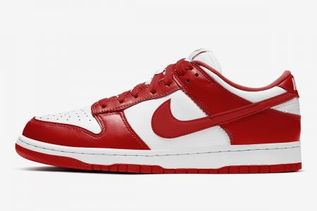 "NIKE DUNK LOW  ""UNIVERSITY RED"" 6/12(金)発売予定"